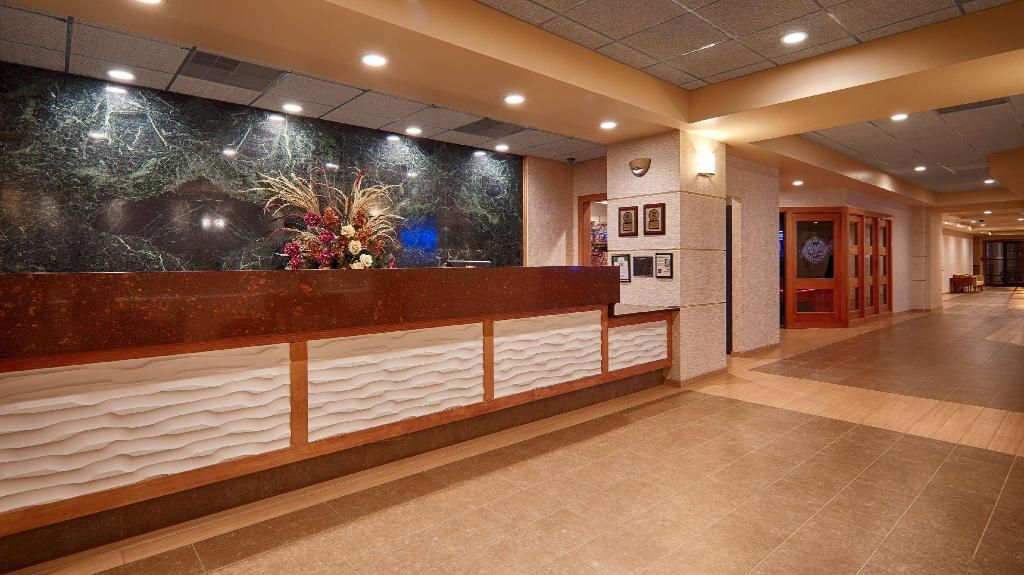 Vestabils Best Western Plus Butte Plaza Inn