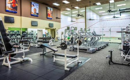 centru de fitness Doubletree Suites By Hilton Hotel Columbus Downtown