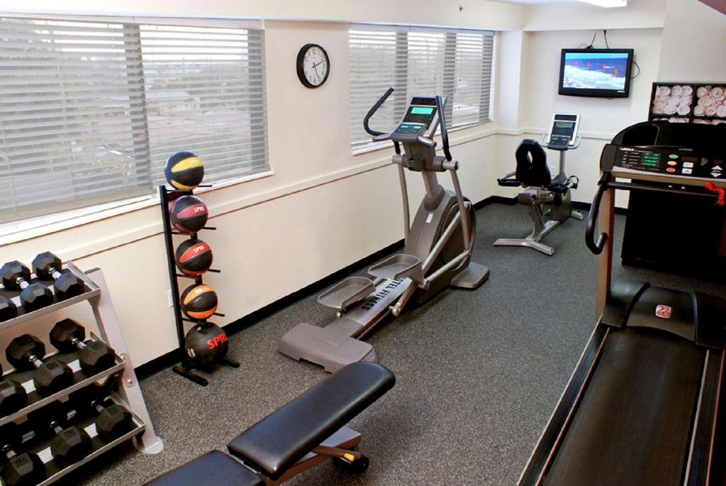 gimnasio Hampton Inn Cocoa Beach