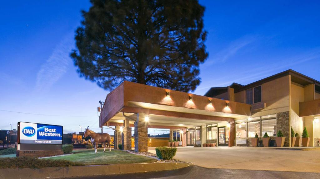 Best Western Pony Soldier Inn & Suites (Best Western Pony Soldier Inn and Suites)
