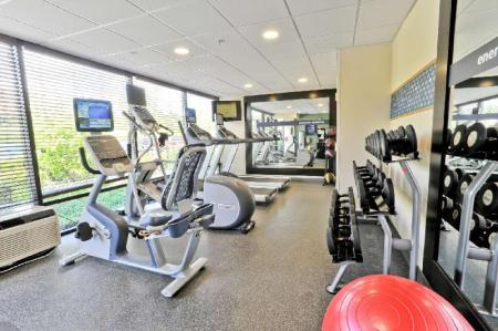 centru de fitness Hampton Inn Harrisburg East Hershey