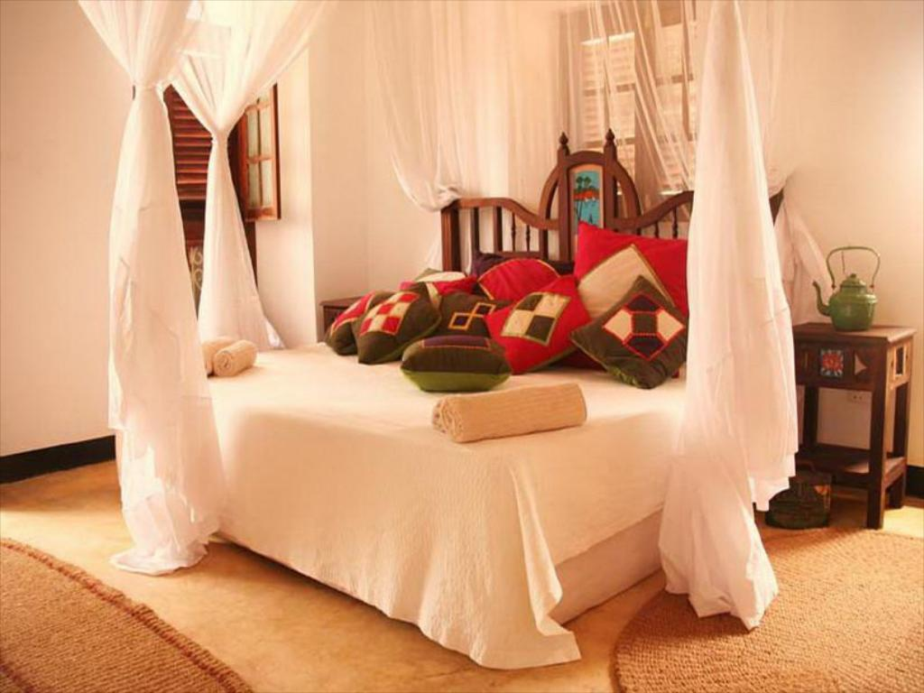 Deluxe Double or Twin Room - Guestroom The Swahili House