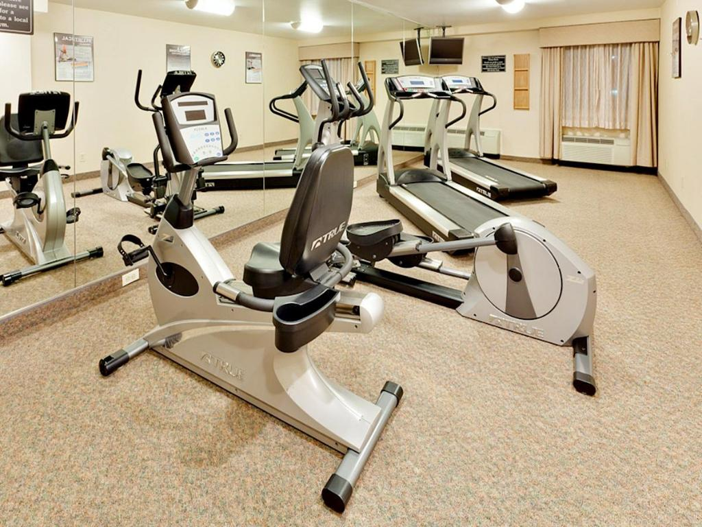 gimnasio Crowne Plaza At Paramus Park Hotel
