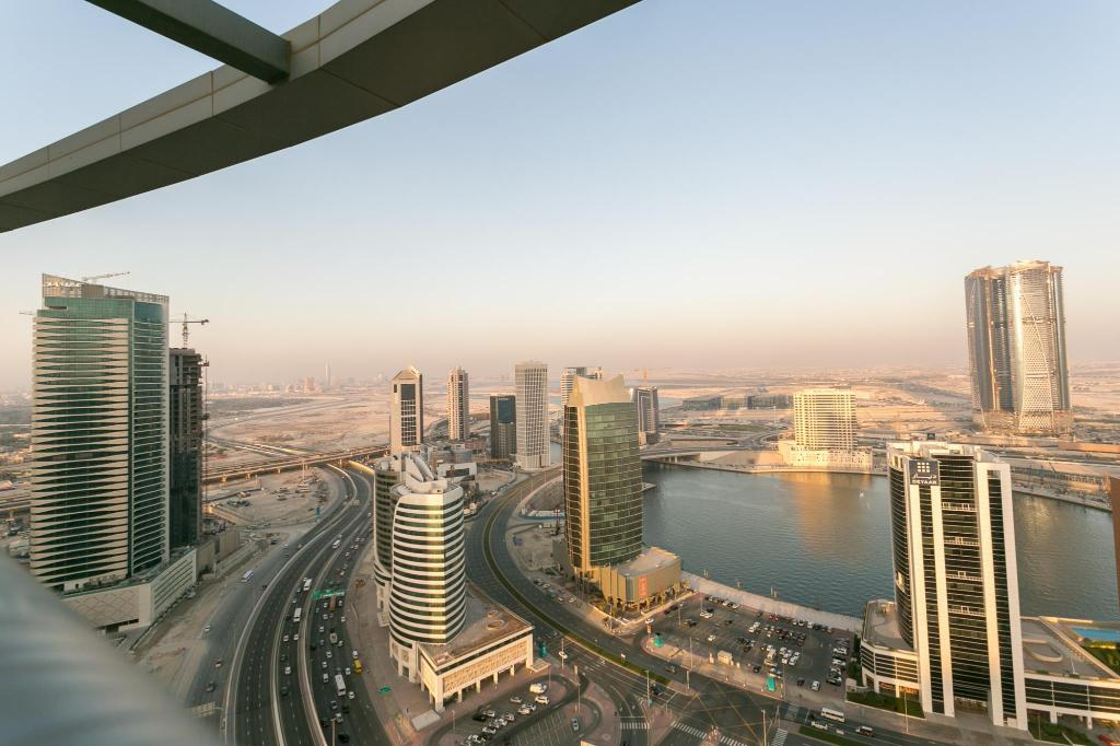 See all 39 photos One Perfect Stay - 2BR at Burj Al Nujoom