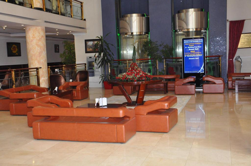 More about Elilly International Hotel