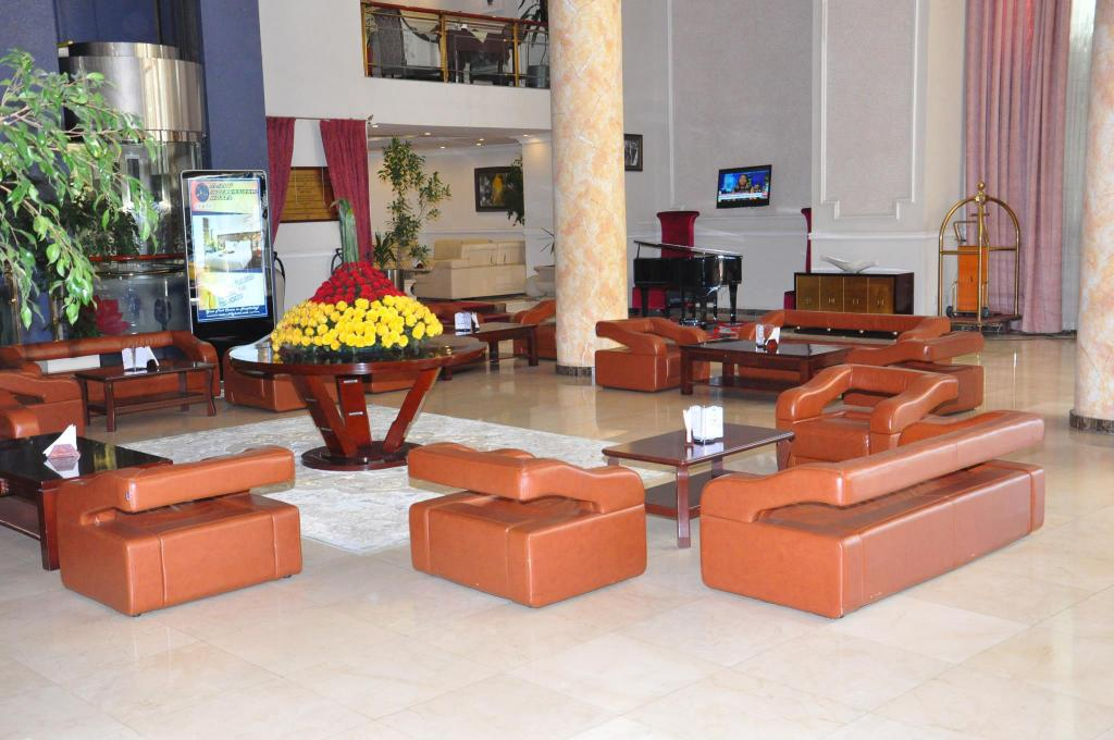 Presidential Suite - Lobby Elilly International Hotel