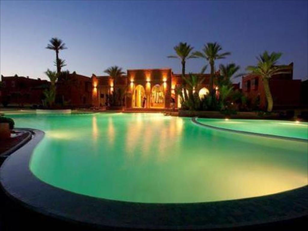 Swimming pool Residence Dar Lamia Marrakech
