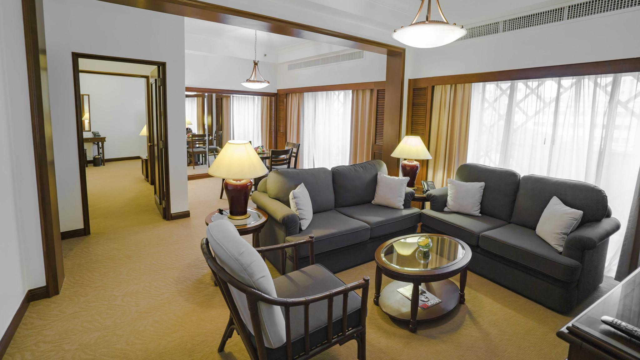 Book ambassador row hotel suites by lanson place in kuala - 2 bedroom hotel suites singapore ...