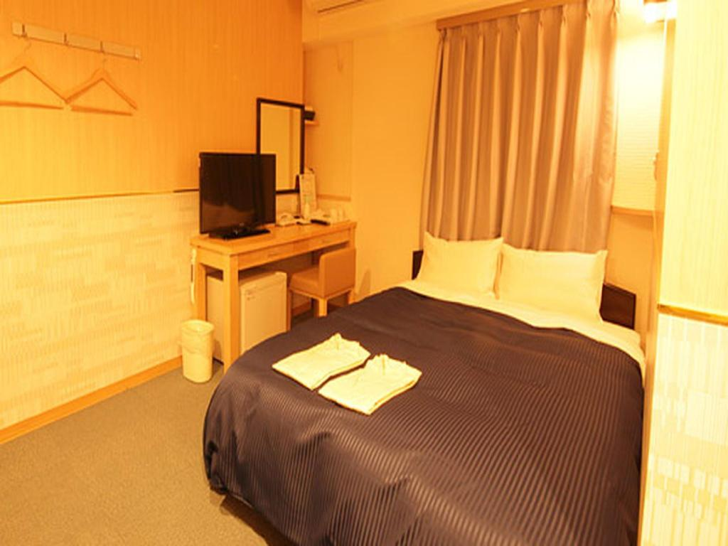 Double Room Non-Smoking - Guestroom Hotel New Gaea Hakata