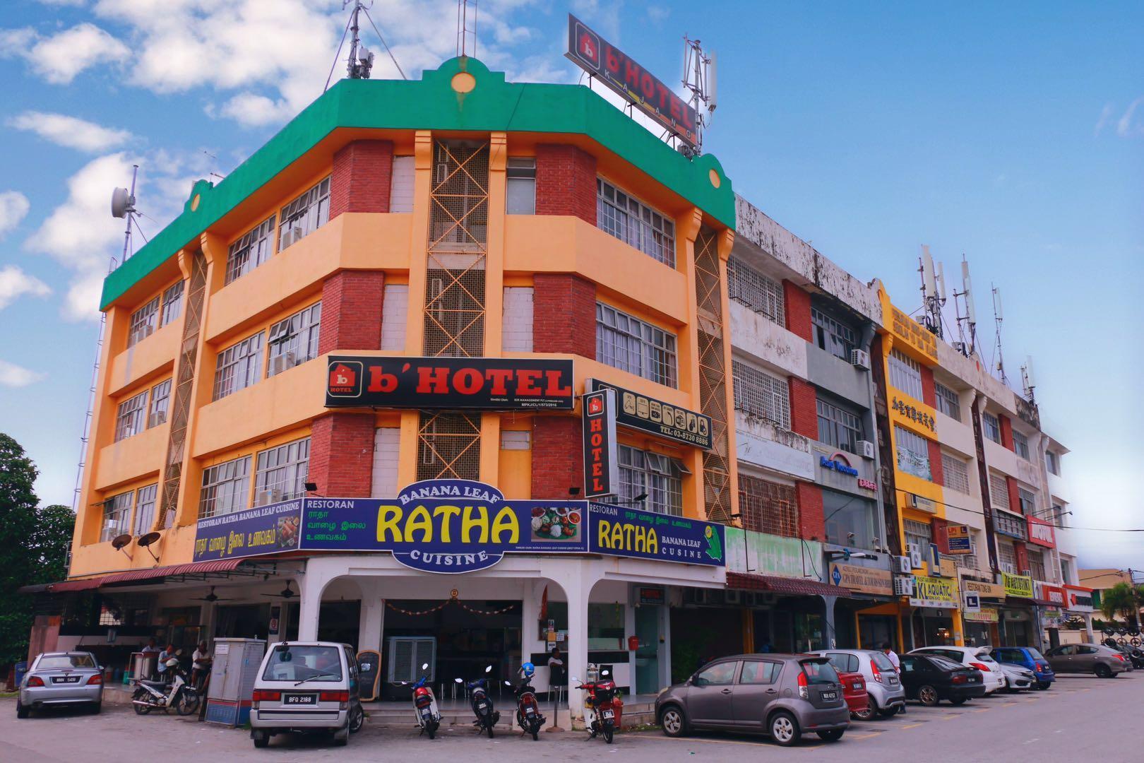 B Hotel Kajang Kuala Lumpur Promo Terbaru 2020 Rp 166815 Foto