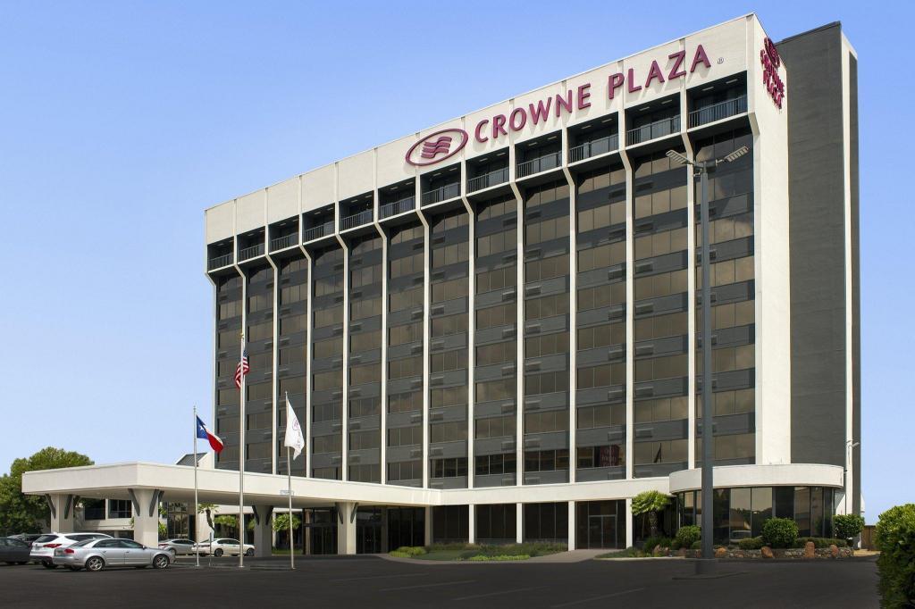 Crowne Plaza Hotel San Antonio Airport San Antonio Tx United States
