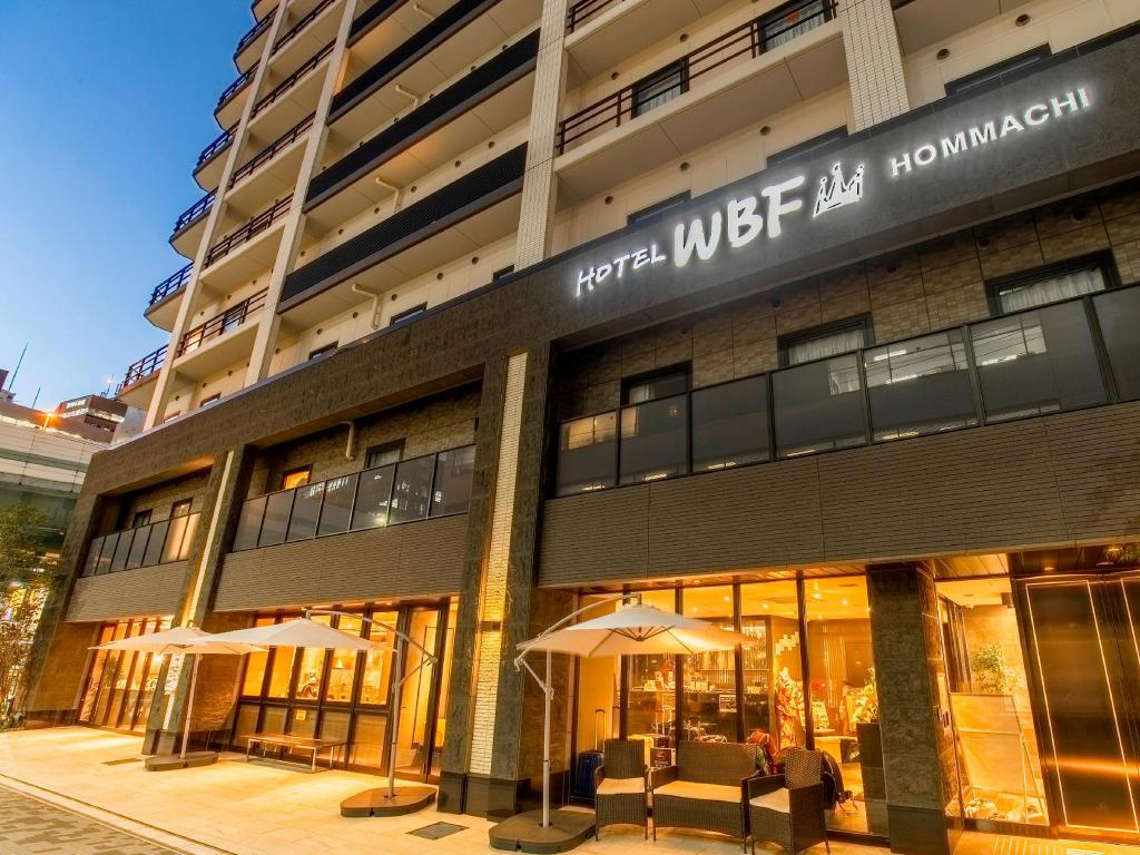 More about Hotel WBF Hommachi