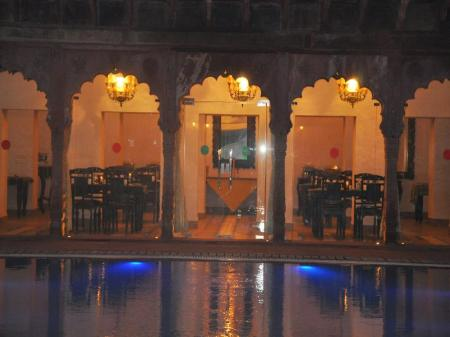 Interior view Chandra Mahal Haveli - An Amritara Private Hideaway
