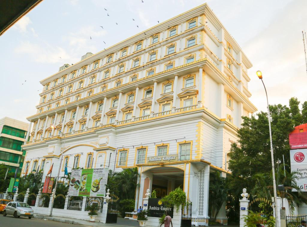 Bed And Breakfast Chennai
