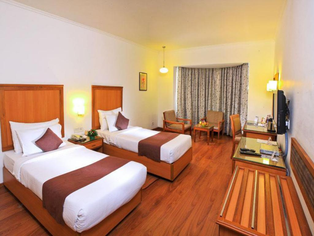 Superior Double Room - Bed Hotel Abad Plaza