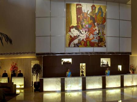 Lobby The Lalit New Delhi