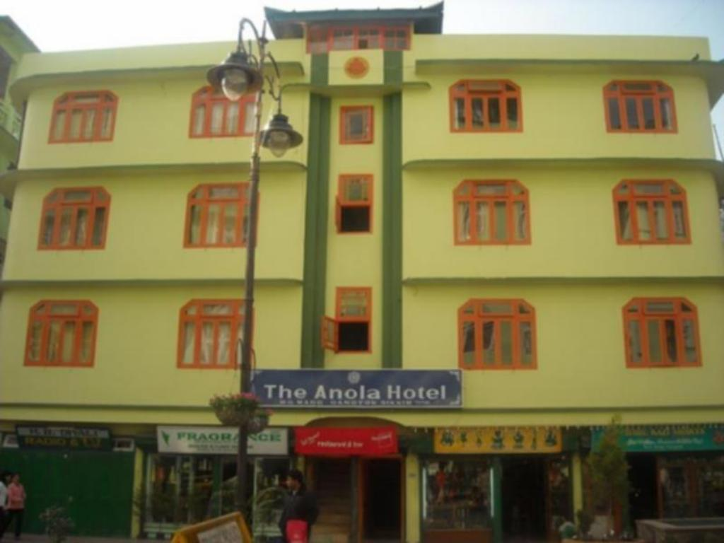 The Anola Hotel
