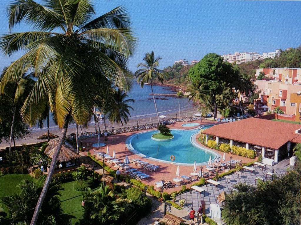 More About Cidade De Goa Hotel