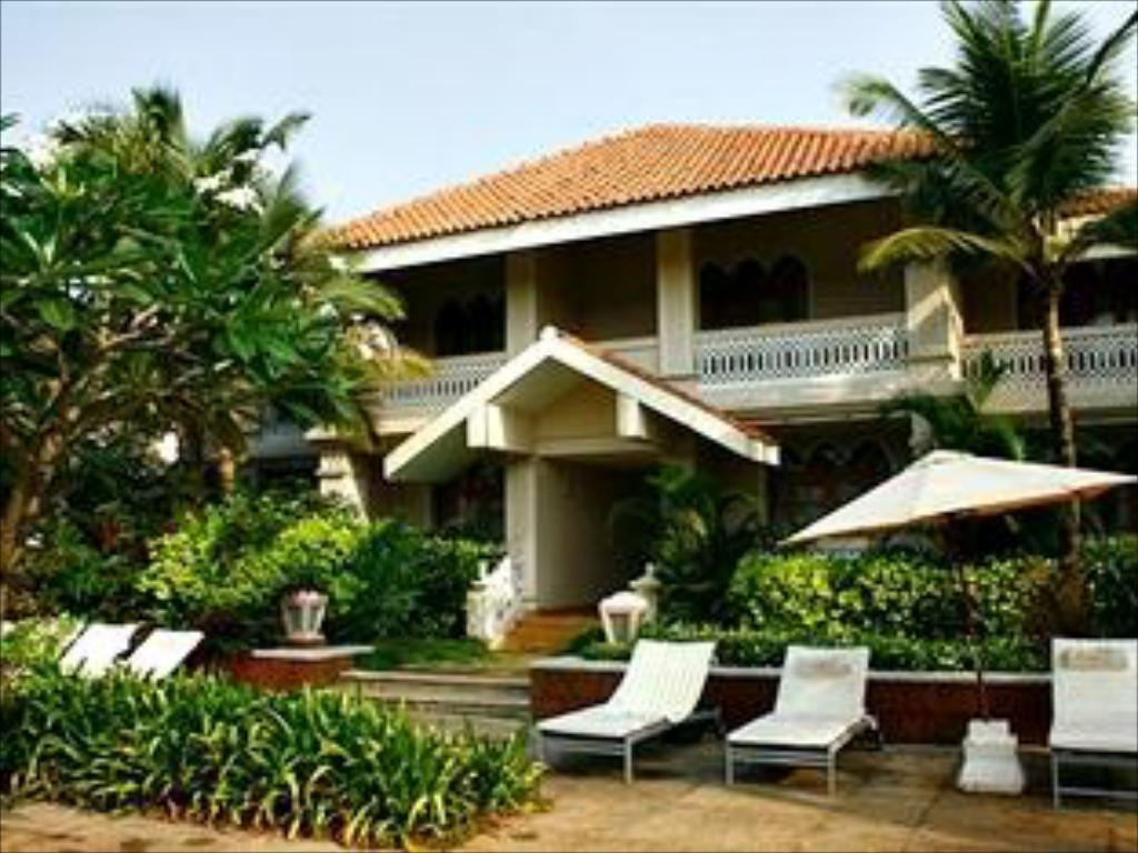 Vista exterior Club Mahindra Varca Beach Resort