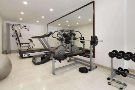 Fitness center Regenta Place - Bangalore
