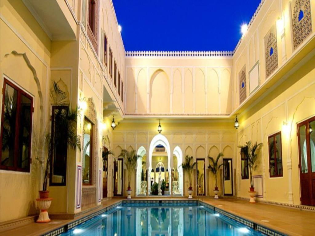 See all 60 photos The Raj Palace (Small Luxury Hotels of the World)