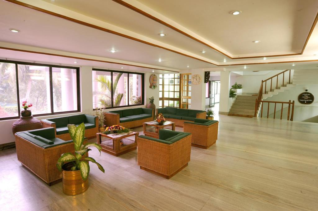 Lobby Swagath Holiday Resort