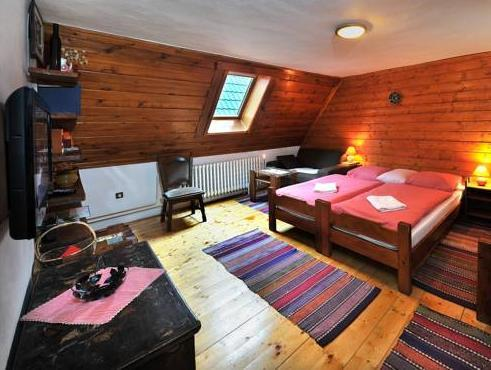 Driepersoonskamer (Triple Room)