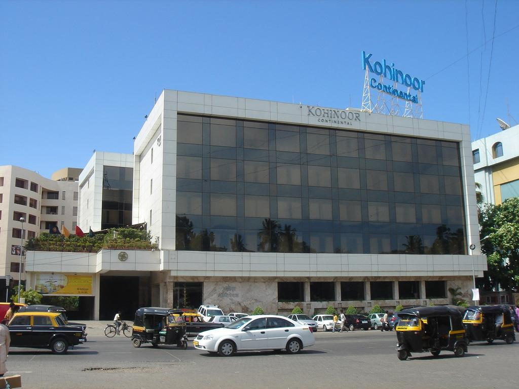 More about Kohinoor Continental Hotel