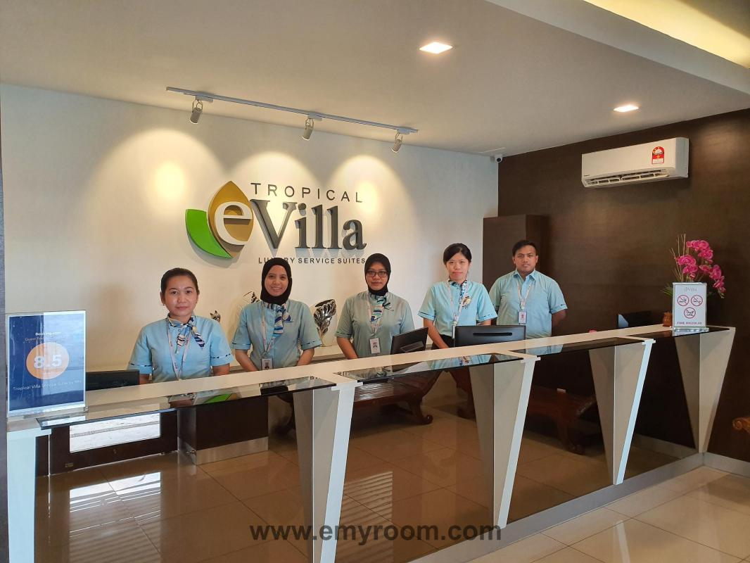 Book Tropical Villa Service Suite By Nesting Nomads In Kuala Lumpur Malaysia 2020 Promos