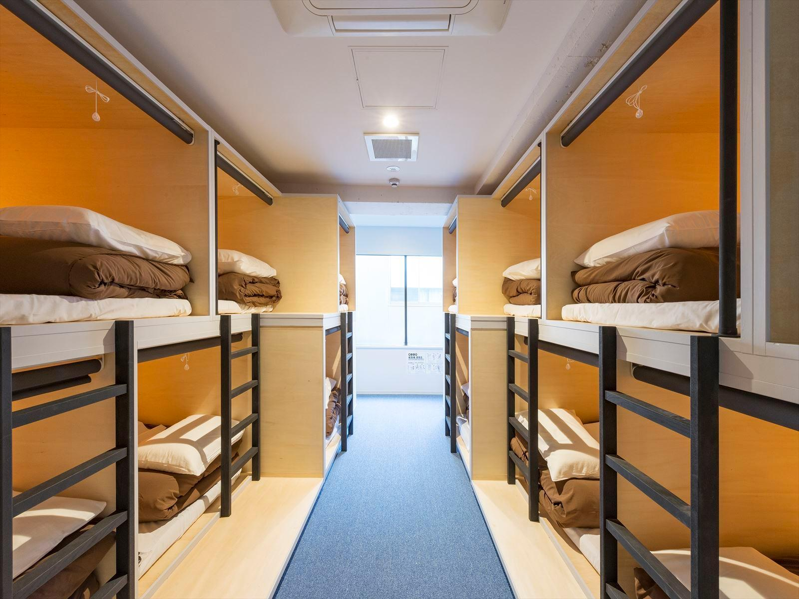 1 Person in Dormitory - Female Only