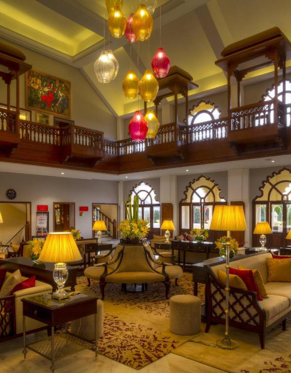 Lobby The Gateway Hotel Ambad