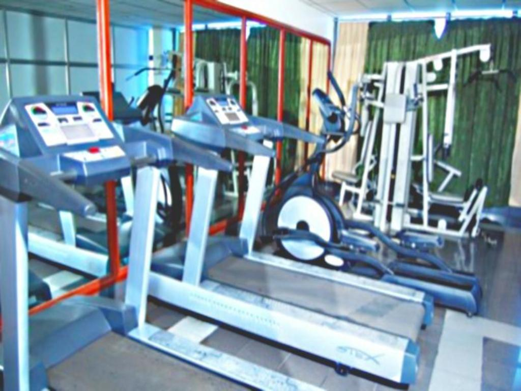 gimnasio Annamalai International Hotel