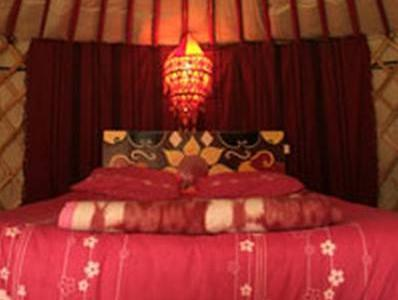 Yurt (4 Volwassenen) (Yurt (4 Adults))