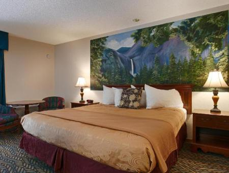 Cameră de oaspeţi Best Western Plus Yosemite Gateway Inn