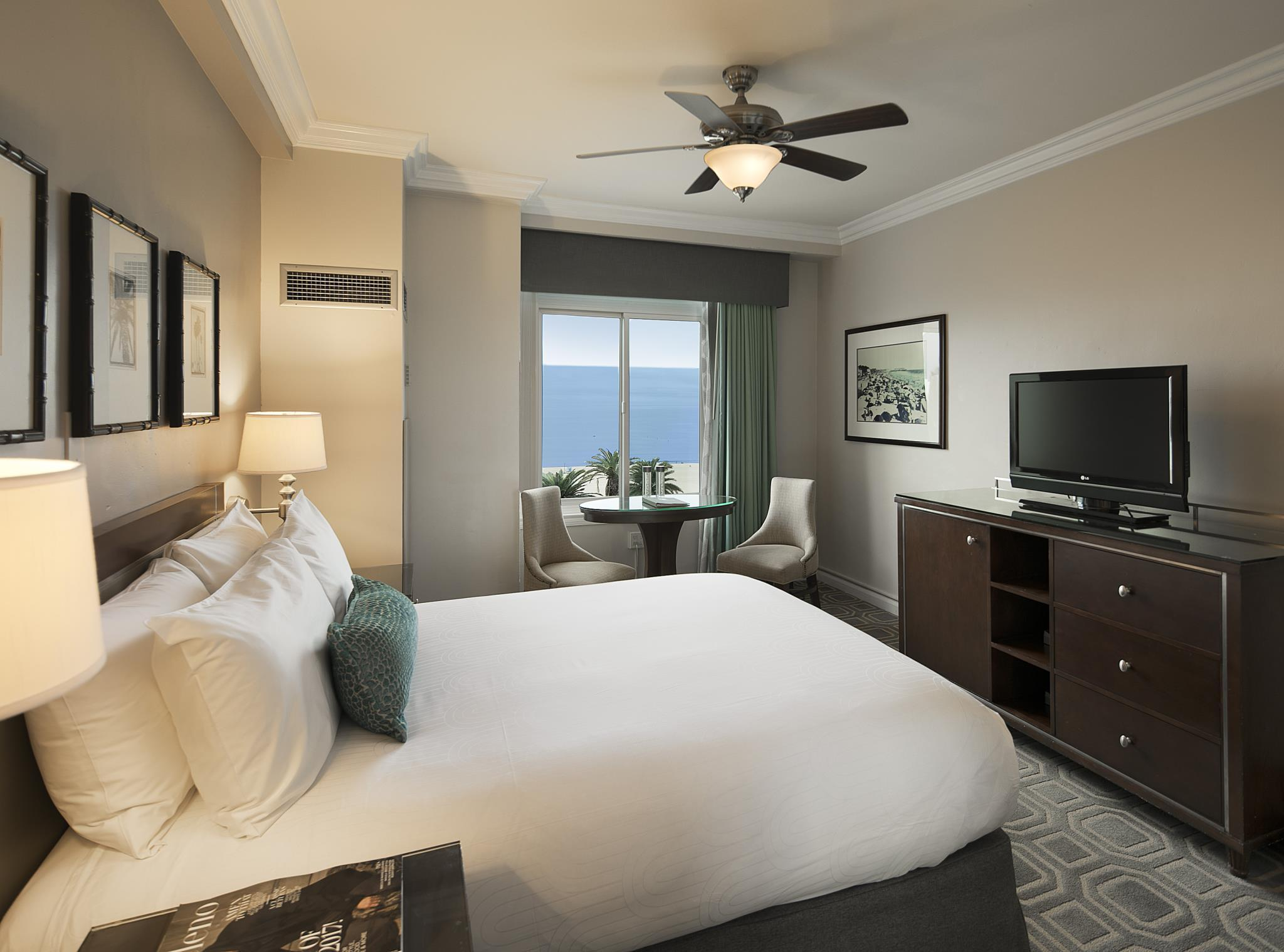 Quarto queen com vista para o mar (Queen Room with Ocean View)