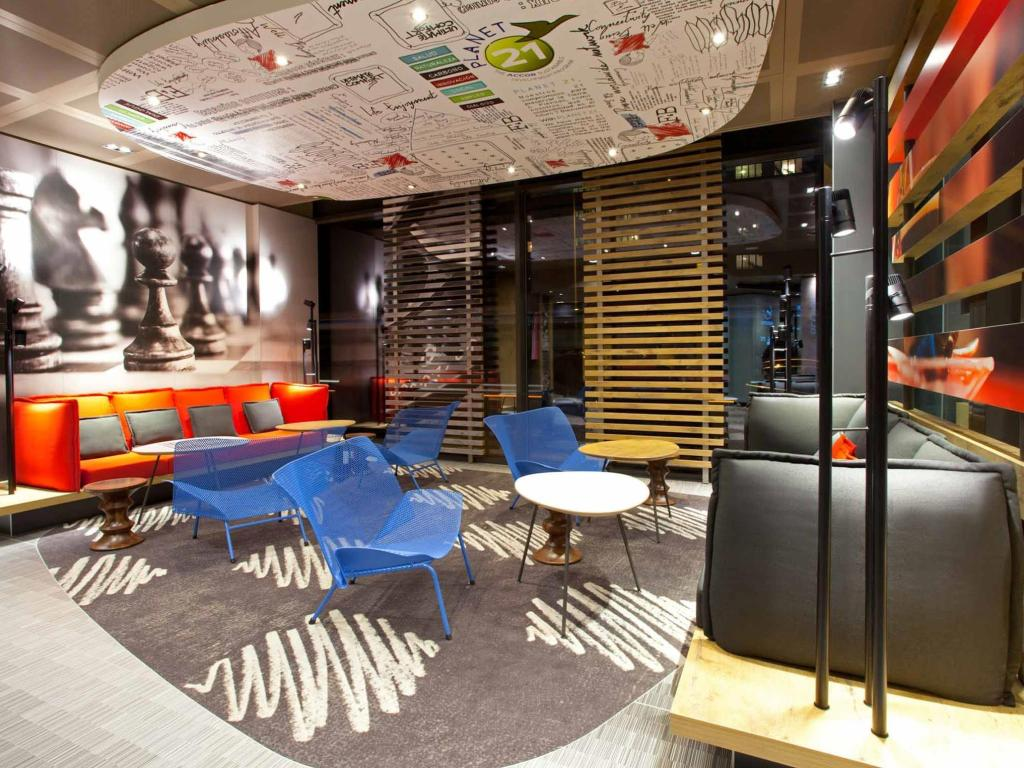 Interieur Ibis Geneve Centre Nations Hotel