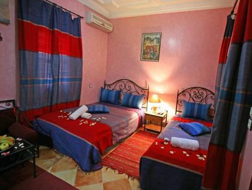 Ouarzazate Triple Room