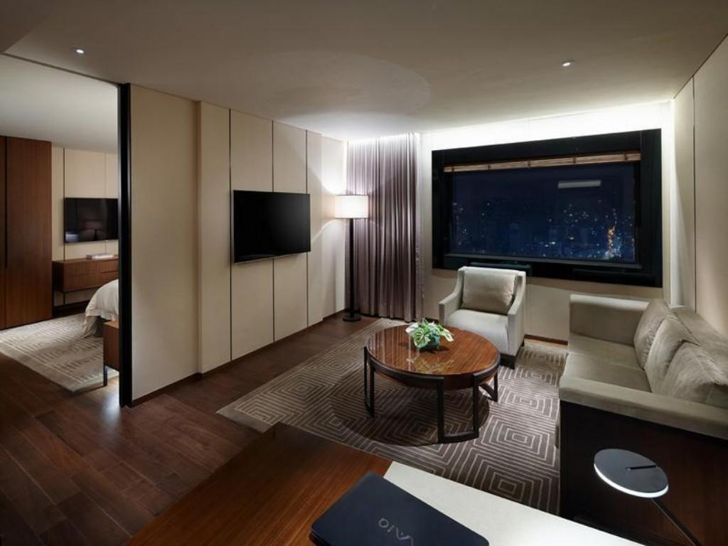 Superior Suite - Room plan