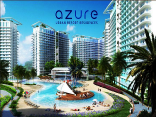 Indigo Suites Azure Beach Residence  1BR City View