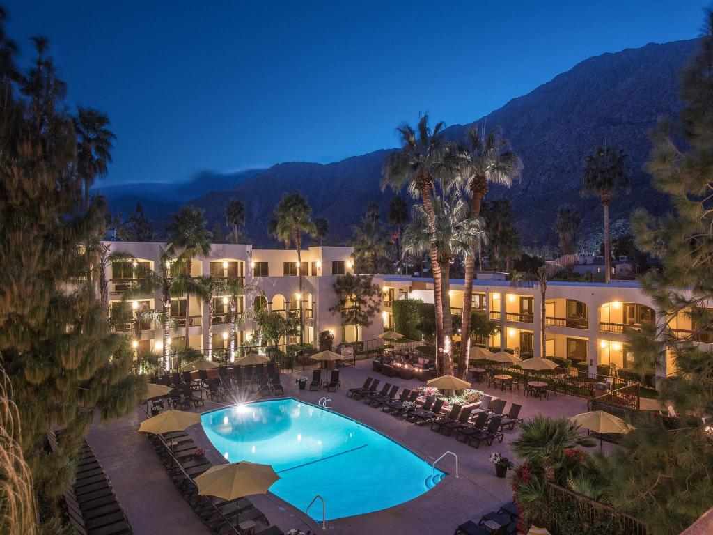 Palm Mountain Resort And Spa Hotel Palm Springs CA