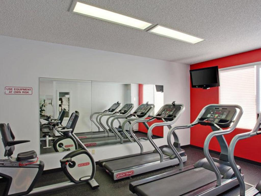 Fitnes center Radisson Hotel Santa Maria