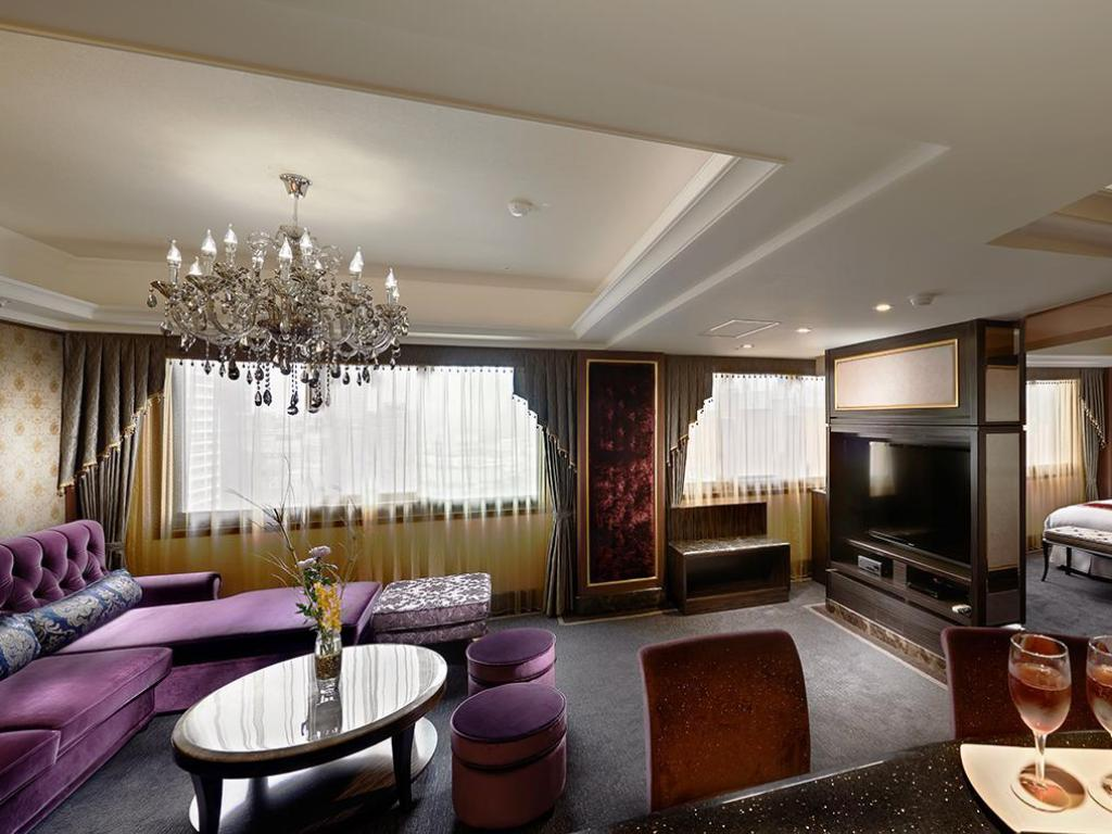 More about Cosmos Hotel Taipei