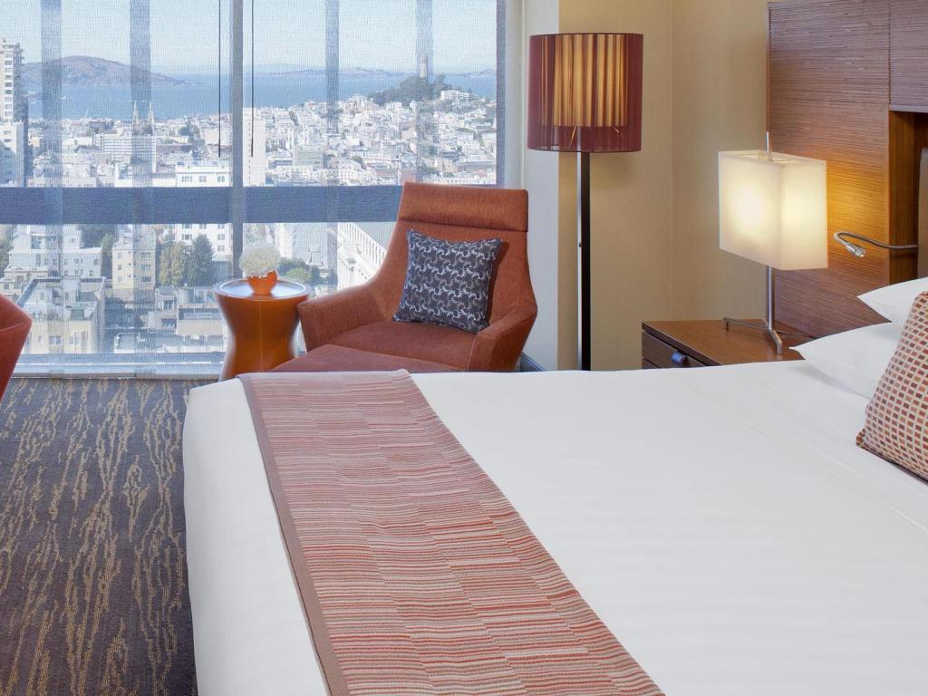 Suite Eksekutif - Katil Grand Hyatt San Francisco