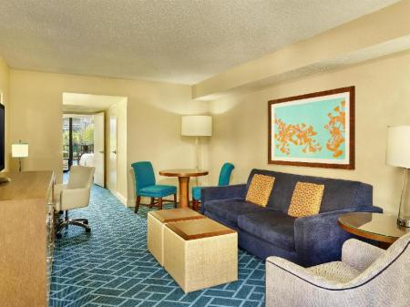 Vedere interior Sheraton Orlando Lake Buena Vista Resort