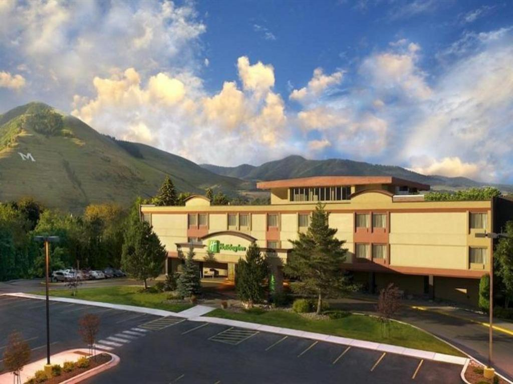 Exterior view Holiday Inn Missoula Downtown At The Park