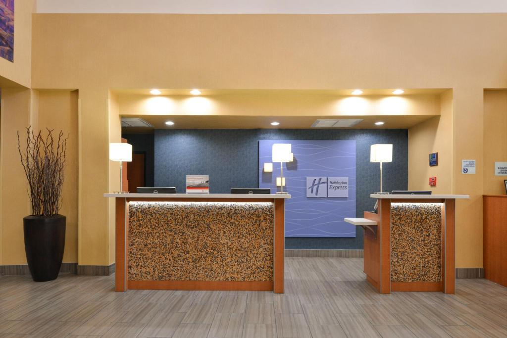Лобби Holiday Inn Express Flagstaff