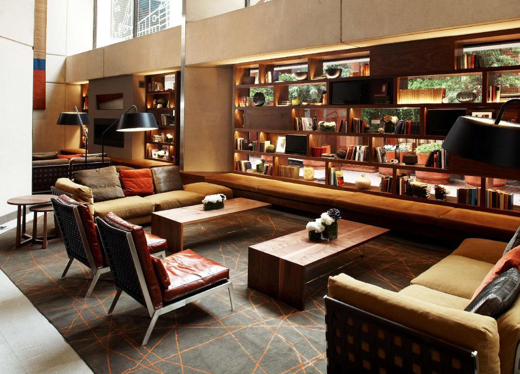 Lobi Grand Hyatt San Francisco