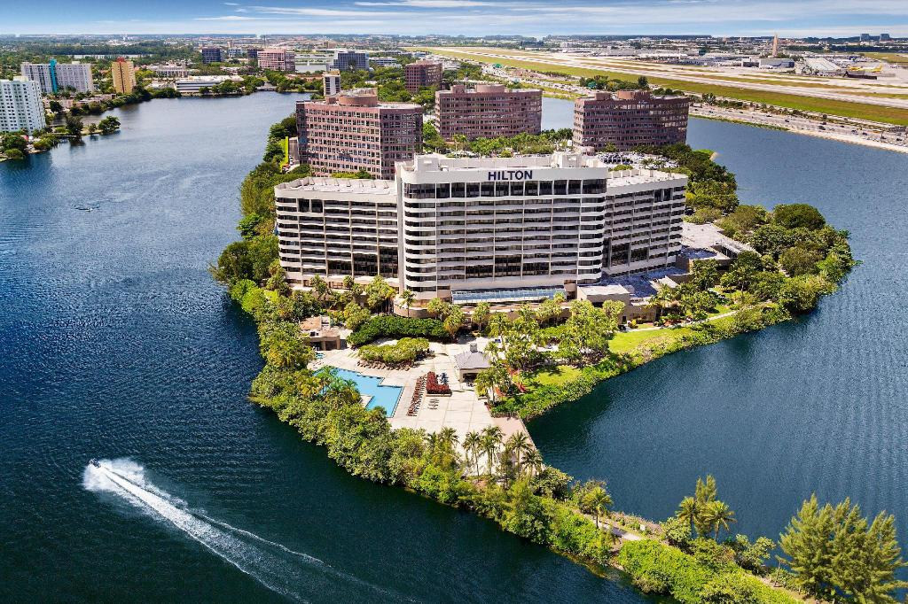 More about Hilton Miami Airport Blue Lagoon