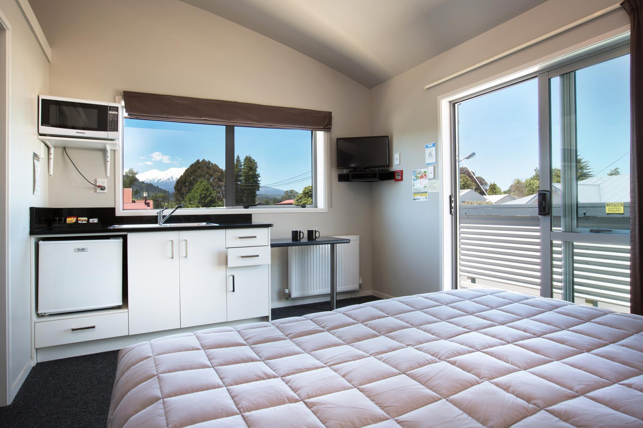 Dobbeltrom en-suite (Double Room En-Suite)