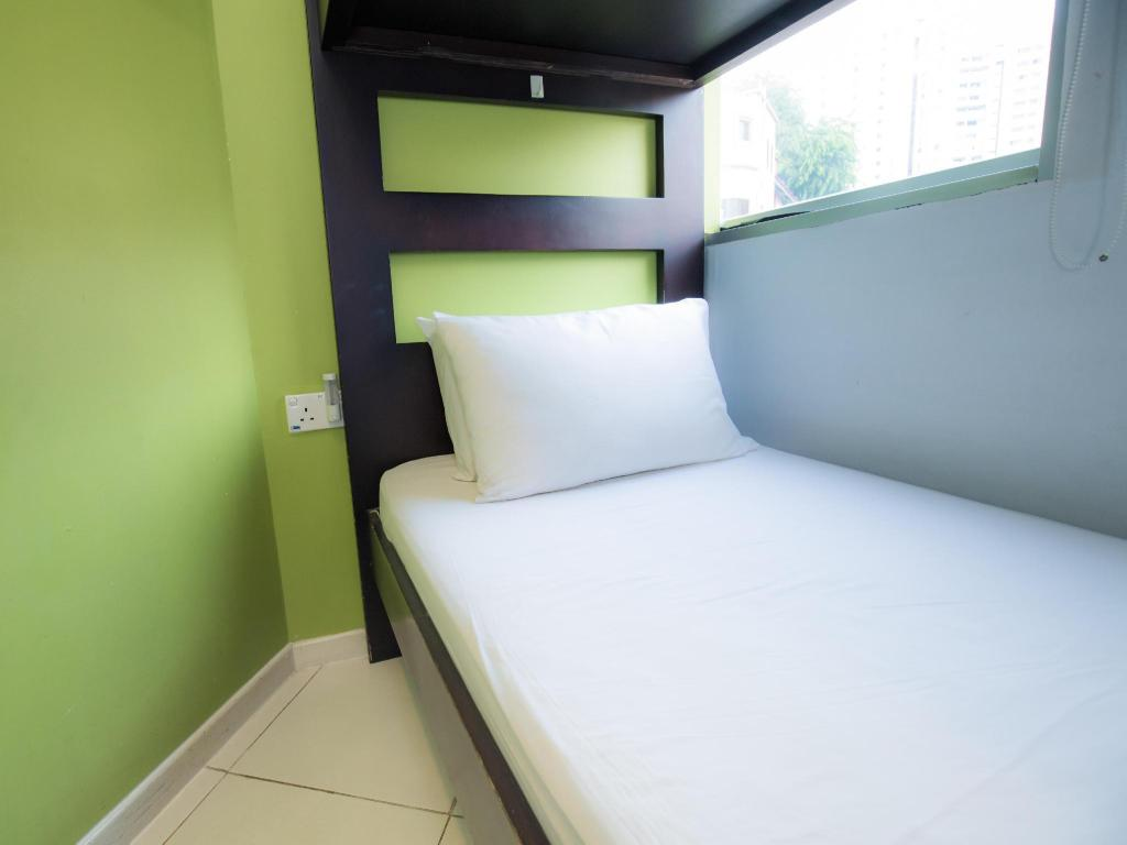 Standard Single Room (Price per room) - Bed G4 Station Backpackers Hostel